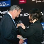 Fernando Balmaseda, Director del Salón de Gourmets, recogió el premio al evento gastronómico CON mayor repercusión por la edición que supone su 25º Aniversario