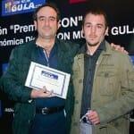 """Salvador García-Arbós y Pau Alborná, de la revista gastronómica digital """"7 Caníbales"""", premio a la Gastronomía en Internet CON mayor veracidad"""