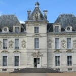 "La parte del castillo de Cheverny que Hergé llamó ""Castillo de Moulinsart"""
