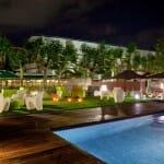 PoolBar & Restaurante en Salou, Hotel Magnolia