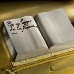 Tartas-libro personalizadas según los gustos del cliente