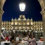 Plaza 23, en la Plaza Mayor de Salamanca