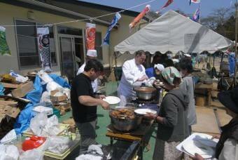 Ayudas de la ONG Luz y para Japón