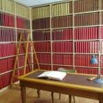 Archivo de la fábrica Longines