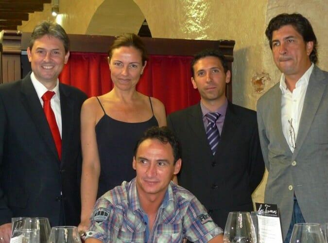 Foto de equipo de La Bastilla