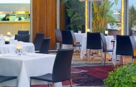 Gastronomía, cócteles y música completan la oferta de esta terraza