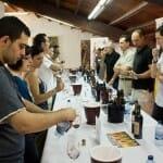 Cata de vinos de Utiel-Requena en la sede del Consejo Regulador