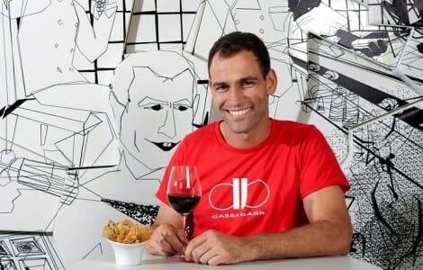 Dario Barrio en dASSA bARR