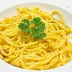 Spaguetti alla carbonara l´originale