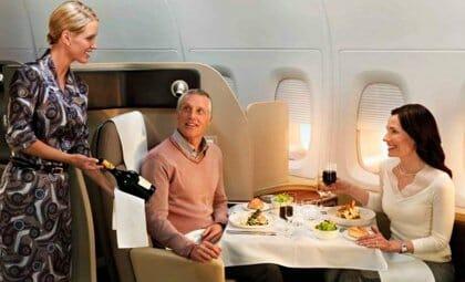 Un jurado ha catado 12 vinos tintos y otros tantos blancos que se sirven a bordo de las grandes compañías aéreas
