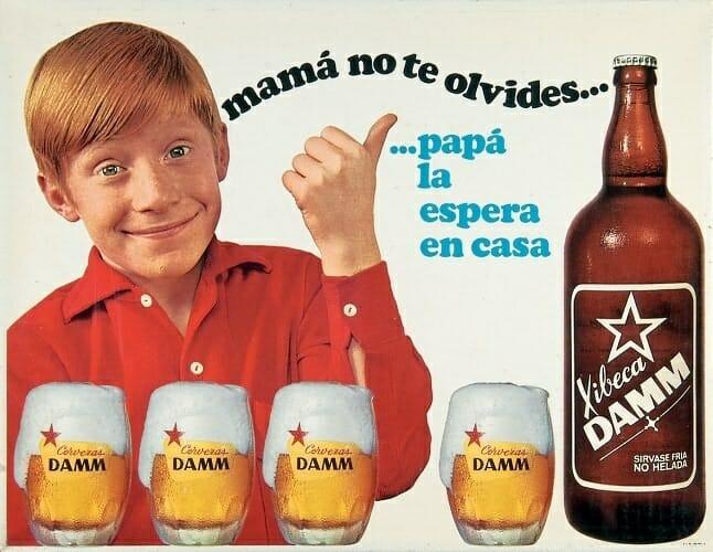 Ya en los años 30 las botellas grandes de cerveza de Damm eran popularmente conocidas con el nombre de Xibecas