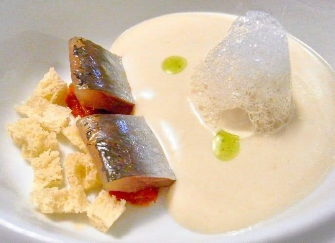Alejandro: la mar en el plato