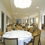 Sala del restaurante Viator