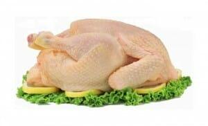 La carne de pollo es la más utilizada por los españoles