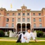 Víctor Taborda ofrece en La Veranda una cocina creativa en equilibrio con los gustos de los clientes del Hotel Villa Padierna