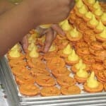 Haciendo macarons