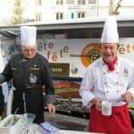 La 1ª Fiesta de la Gastronomía 2011