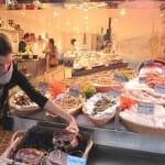 Pescadería del Barrio Latino