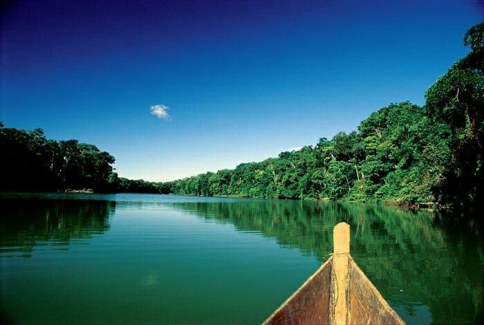 El Amazonas es una de las Nuevas 7 Maravillas del Mundo