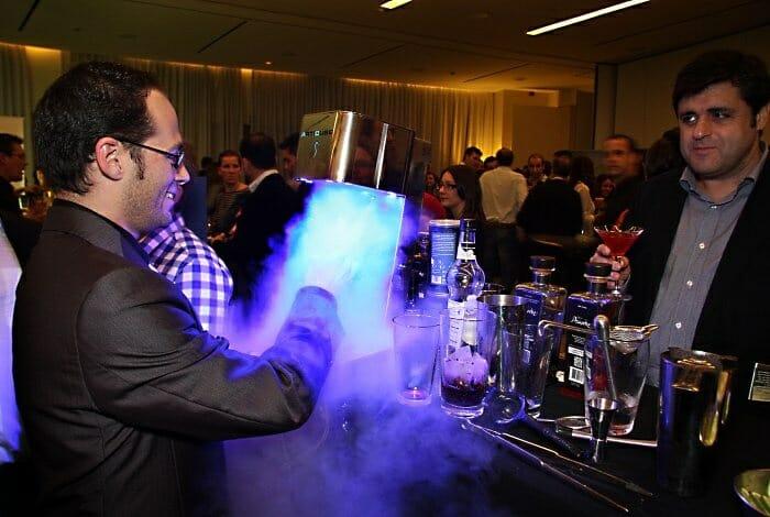 Los cocteleros participantes consiguieron sorprender a los asistentes con su fascinante mundo y la infinidad de sorprendentes sabores
