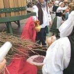 Fiesta de la Vendimia en Oyón. Septiembre 2011. Rioja Alavesa