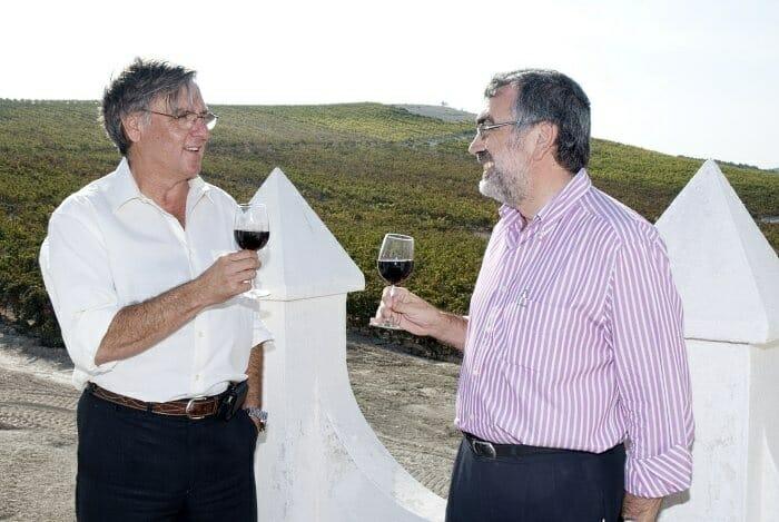 Alfredo García González-Gordon y José Manuel Pinedo