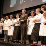 Boris Izaguirre presentó un esperpéntico concurso gastronómico con chefs y famosos, patrocinado por MAKRO