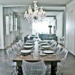 Dommo Kitchen está ubicado en un precioso loft en Madrid