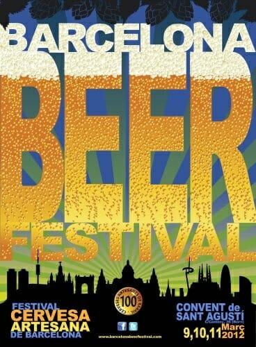 Cartel del Barcelona Beer Festival