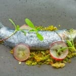 Migas con sardinas