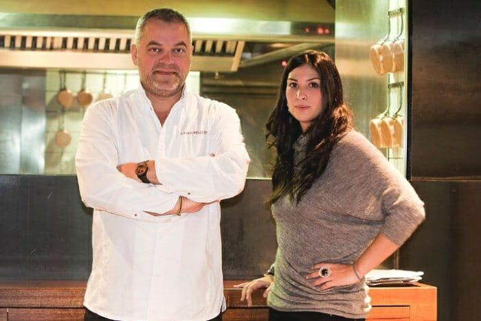 Xavier Pellicer y Regina Santamaría han iniciado una nueva etapa evolutiva en Can Fabes