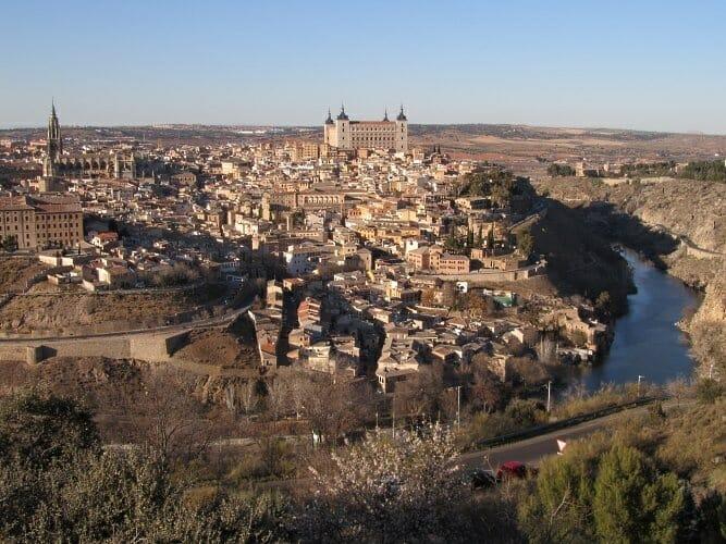 El Alcázar, la corona de Toledo