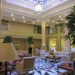 Salón del hotel Fontecruz