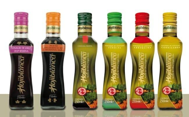 Consigue uno de los estuches de Hojiblanca con seis variedades de aceite que sorteamos cada semana