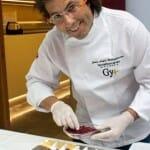 Juan Ángel Rodrigálvarez sorprendió con sus dulces propuestas