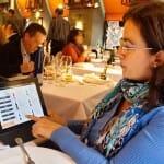 El Caldero utiliza Vinipad, una carta de vinos digital para iPad