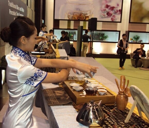 Los orígenes del té se remontan al año 250 a.C. en China