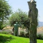 Monumento a los Olivareros. Baena
