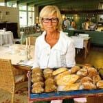 Mercedes Pedrosa nos muestra la rica selección de panes