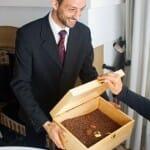 Didier Fertilati, Director de Sala, presenta la Caja Mágica