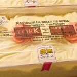 La riquísima mantequilla soriana