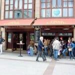 Uno de los muchos establecimientos que invitan al tapeo en el centro de Soria