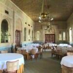 Salón del hotel Alhambra Palace