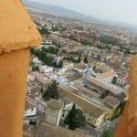 Vistas desde el Alhambra Palace