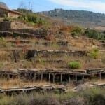 Las salinas en ruinas