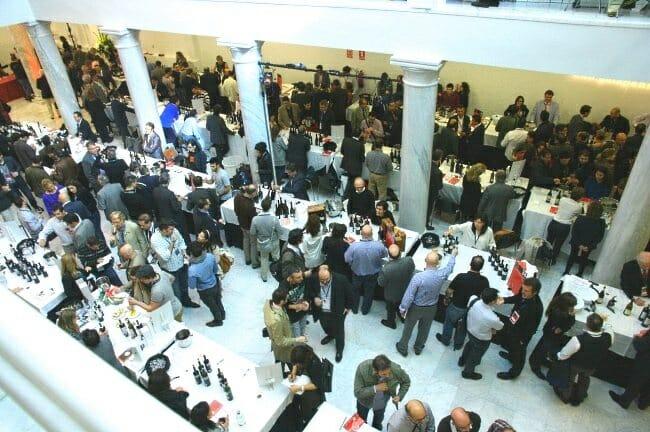Éxito de participación en el XIII Salón de los Mejores Vinos de España