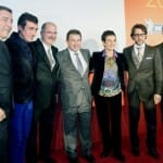 Foto de familia de los chefs españoles con tres estrellas