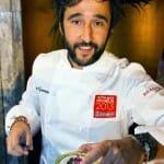 Diego Guerrero nos ofrece sus Hojas de Caviar