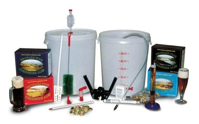 Participa en el sorteo y consigue un kit para elaborar tu propia cerveza en casa