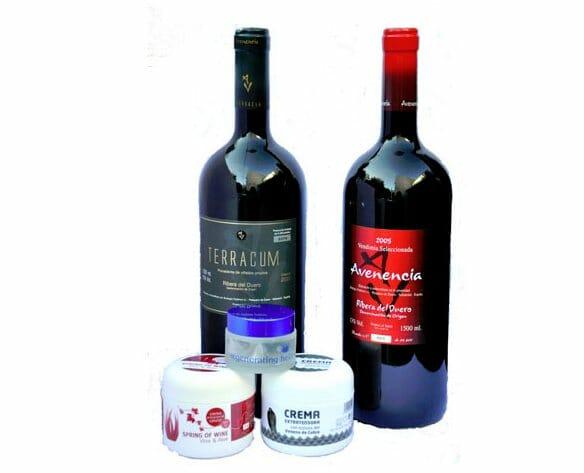 Consigue un lote de vinos de autor de Avenencia y productos de belleza